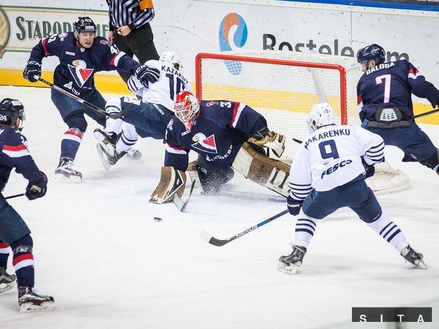 Slovan Bratislava - Vladivostok