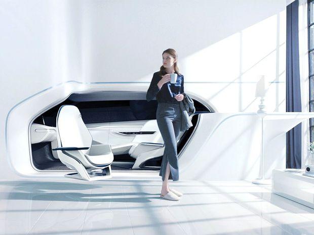 Hyundai Mobile Vision Concept - 2017