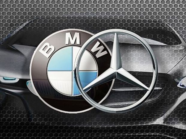 Mercedes-BMW - logo
