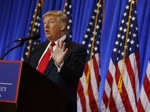 Biely dom nepustil na tlačovku novinárov z hlavných amerických médií