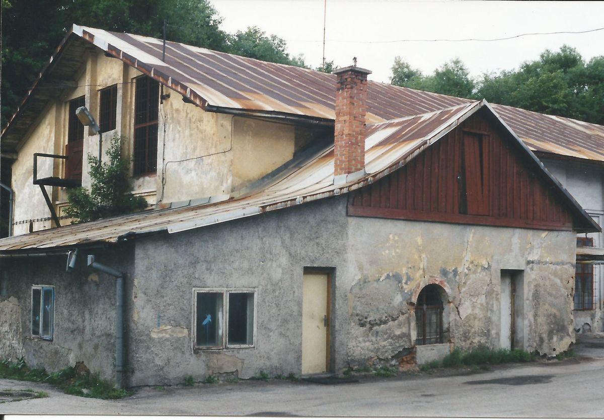 Detail Lisovne v Hronci.