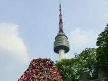 Soul, Kórea, Soulská veža