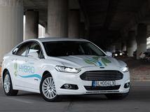 Test: Ford Mondeo Hybrid – zvládol arktickú zimu