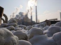 počasie, zima, mráz, sneh, Kosovo