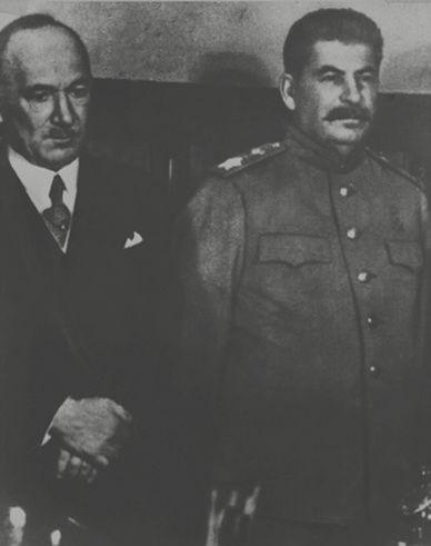 Výmenu slovenských Rusínov za volynských Čechov dohodol Edvard Beneš s Josifom Stalinom.
