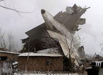 Biškek, letecká havária