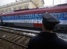 Kosovo, vlak