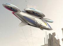 Vahana - bezspilotné aerotaxi Airbusu