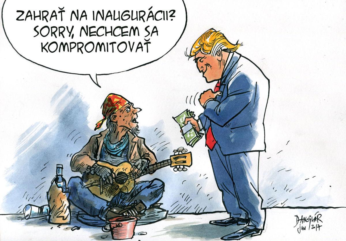 Danglár, 20.1.2017