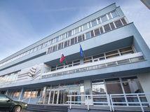 Sídlo Úradu pre reguláciu sieťových odvetví