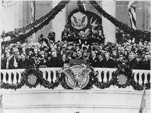 USA, inaugurácia, Franklin Delano Roosevelt