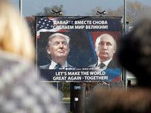 Putinova hra s novým lídrom USA: Hop alebo trop?
