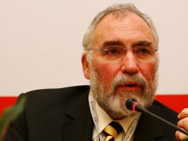Jean-Pierre Lehmann, ekonóm, Svetové ekonomické fórum, Davos, konferencia