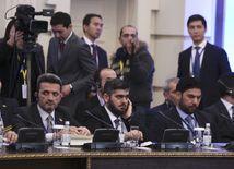 sýrska opozícia