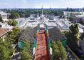 Budapešť, olympijské hry, olympiáda, štadión, vizualizácia