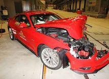 Ford vedel, že Mustang zlyhá v crashtestoch. Snažil sa im vyhnúť