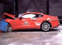 Euro NCAP: Mustang je prepadák, Volvo S90 najbezpečnejšie