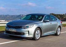 Kia Optima PHEV: Kórejský sedan jazdí aj na elektrinu. Veľmi úsporne