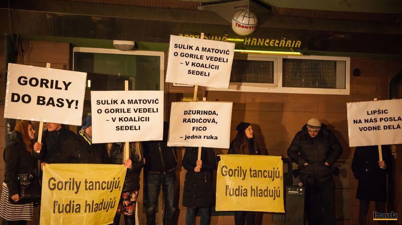 Kauza Gorila stále bez záveru - Domáce - Správy - Pravda.sk