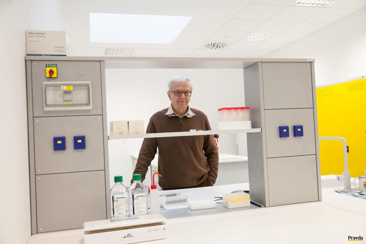 Aj vo vyššom veku je Vladimír Ferák stále aktívny a už viac ako 25 rokov pôsobí ako súdny znalec v odbore genetika v odvetní analýza DNA.