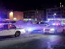 Kanada, Quebec, streľba, mešita,