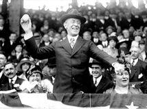 Woodrow Wilson, prezident, usa, mier