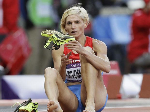 Antonina Krivošapková