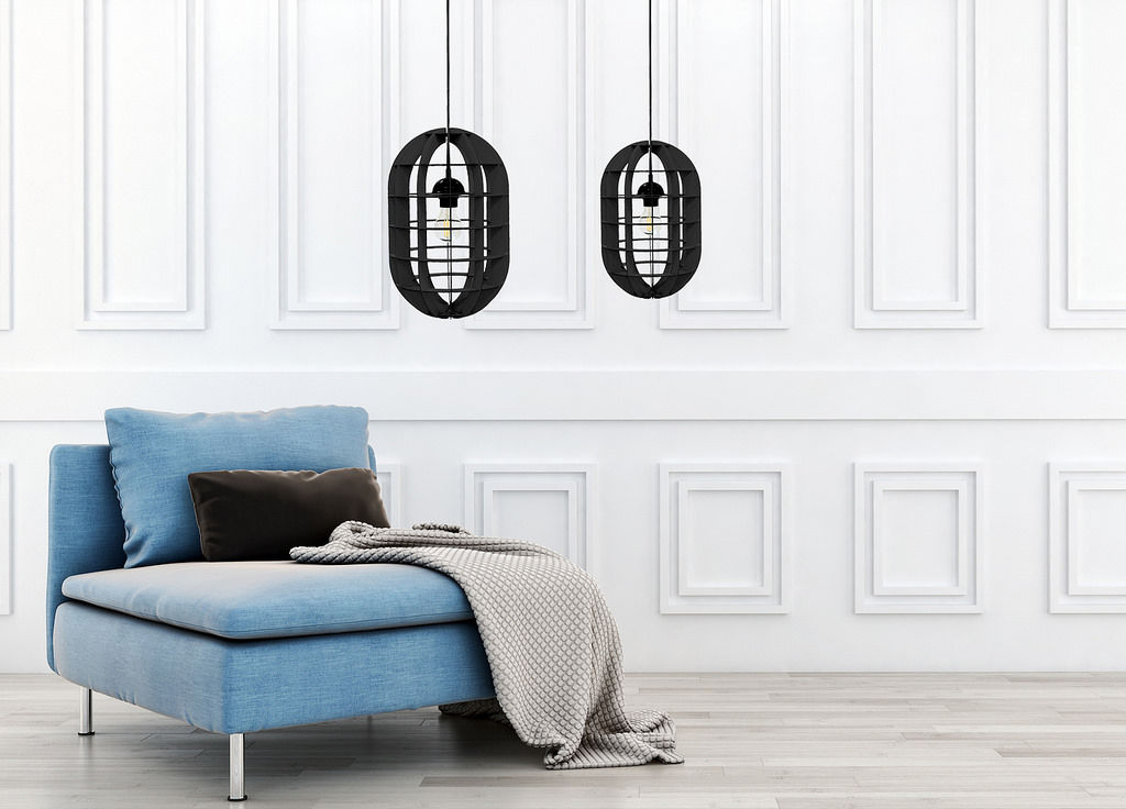 Ak zvolíte kus nábytku v takejto výraznej farbe, zbytok izby už voľte skôr v jemných tónoch krémovej či bielej. Kreslo v modrej farbe je samé o sebe výrazným prvkom. Bonami.sk