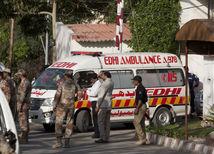 Pakistan, ambasáda, veľbyslanectvo, Karáči, Afganistan