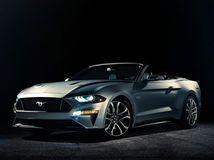 Ford Mustang GT Convertible: Vylepšení sa dočkal aj kabriolet