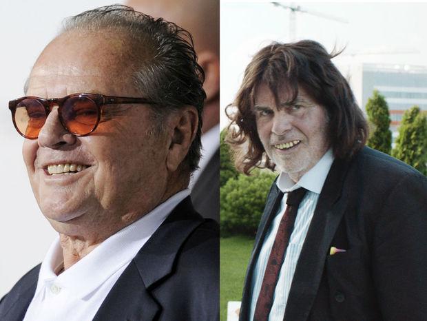 Jack Nicholson Peter Simonischek