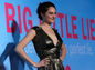 Herečka Shailene Woodley prišla v šatách Elie Saab.