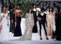 Defilé prehliadky La Perla na týždni módy v New Yorku.