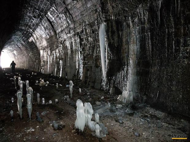 tunel, košice