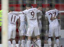 Bayern Mníchov, futbal, radosť