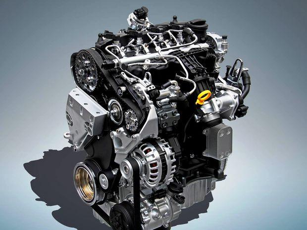 VW - motora 1,5 TDI