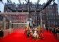 Vystúpenie súboru  Cirque de Soleil pred udeĽovanín cien BAFTA.