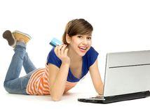 dievča, štúdium, banka, úver,