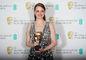 Emma Stone s cenou BAFTA za výkn v snímke La La Land.