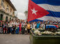 Víťaz v kategórii Každodenný život. Pohreb Fidela Castra. Tomas Munita pre The New York Times.