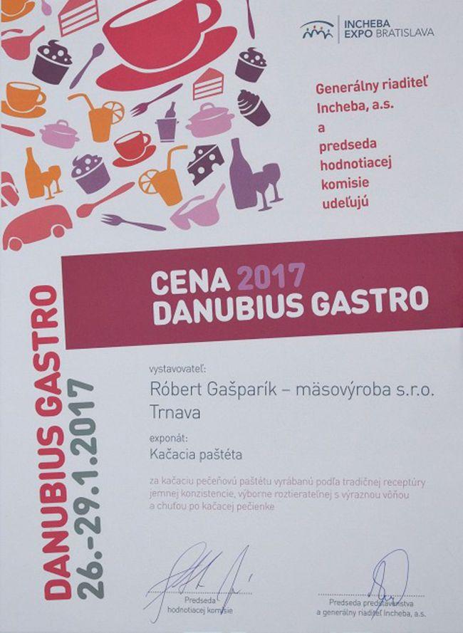 zdroj: Róbert Gašparík - mäsovýroba s.r.o.