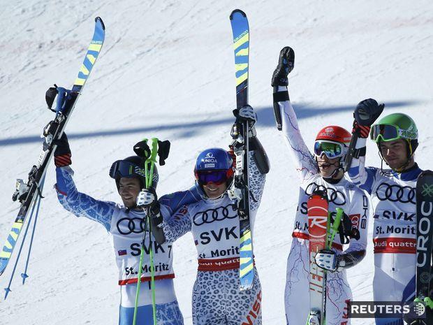 Slovensko lyžovanie