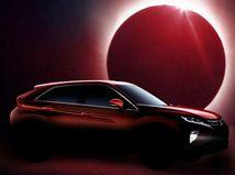Mitsubishi: Nový crossover opráši meno Eclipse. Už v Ženeve