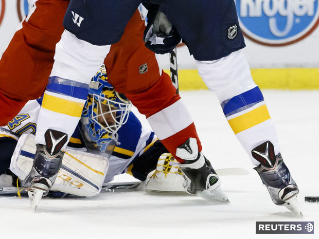 Carter Hutton, St. Louis Blues