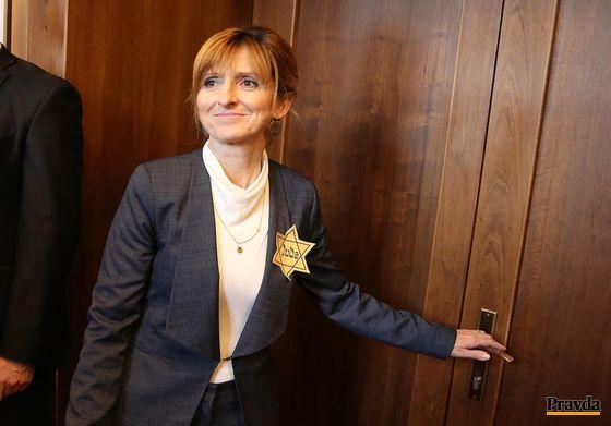 Viera Dubačová.