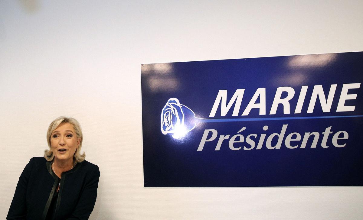 Marine Le Penová sa bude 23. apríla uchádzať v prvom kole o hlasy Francúzov v boji o post prezidentky.