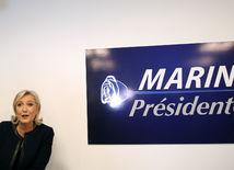 Le Penová zrušila stretnutie s libanonským muftím, odmietla si dať šatku