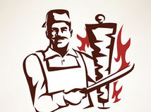 nemecko, doner kebab, klobása, jedlo