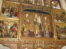 oltár, majster pavol, hrabušice