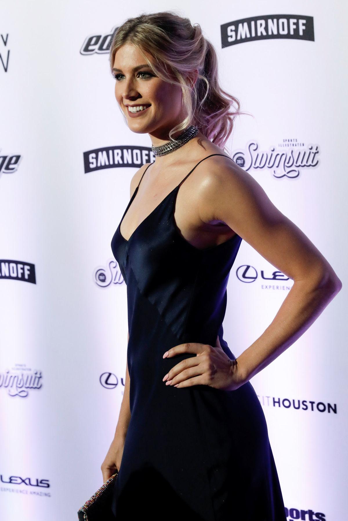 Tenistka a modelka Eugenie Bouchard.